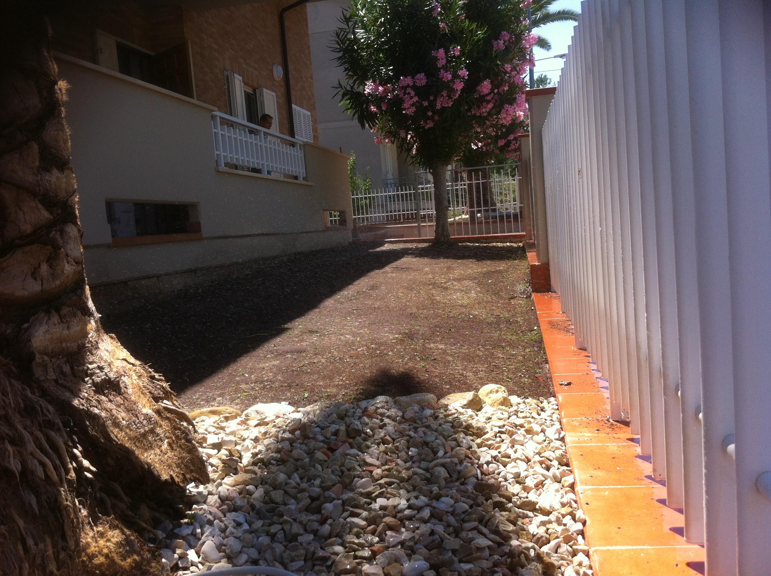 Grottazzolina - Progetto e realizzazione Giardino