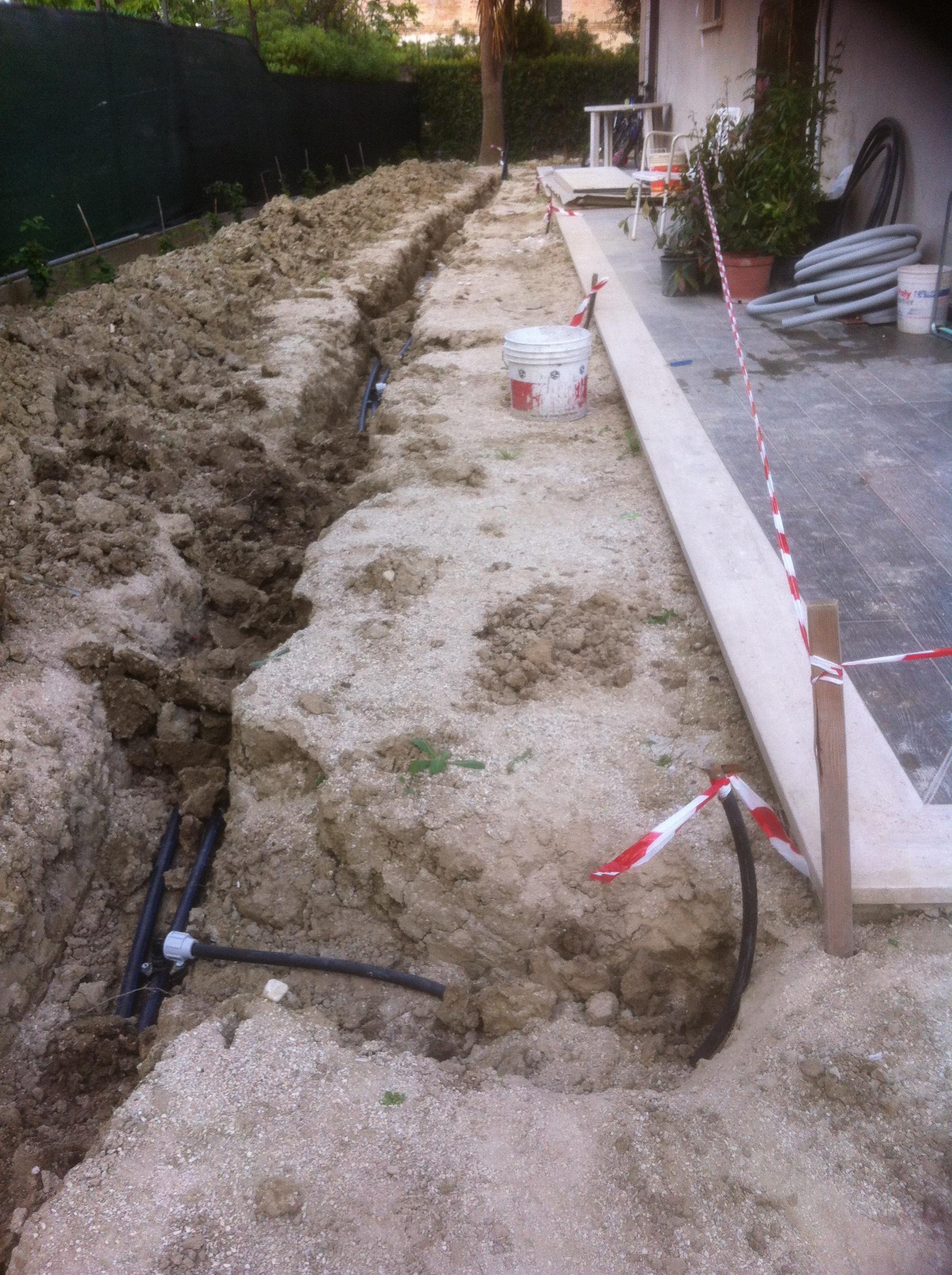 Realizzazione nuovo giardino 2