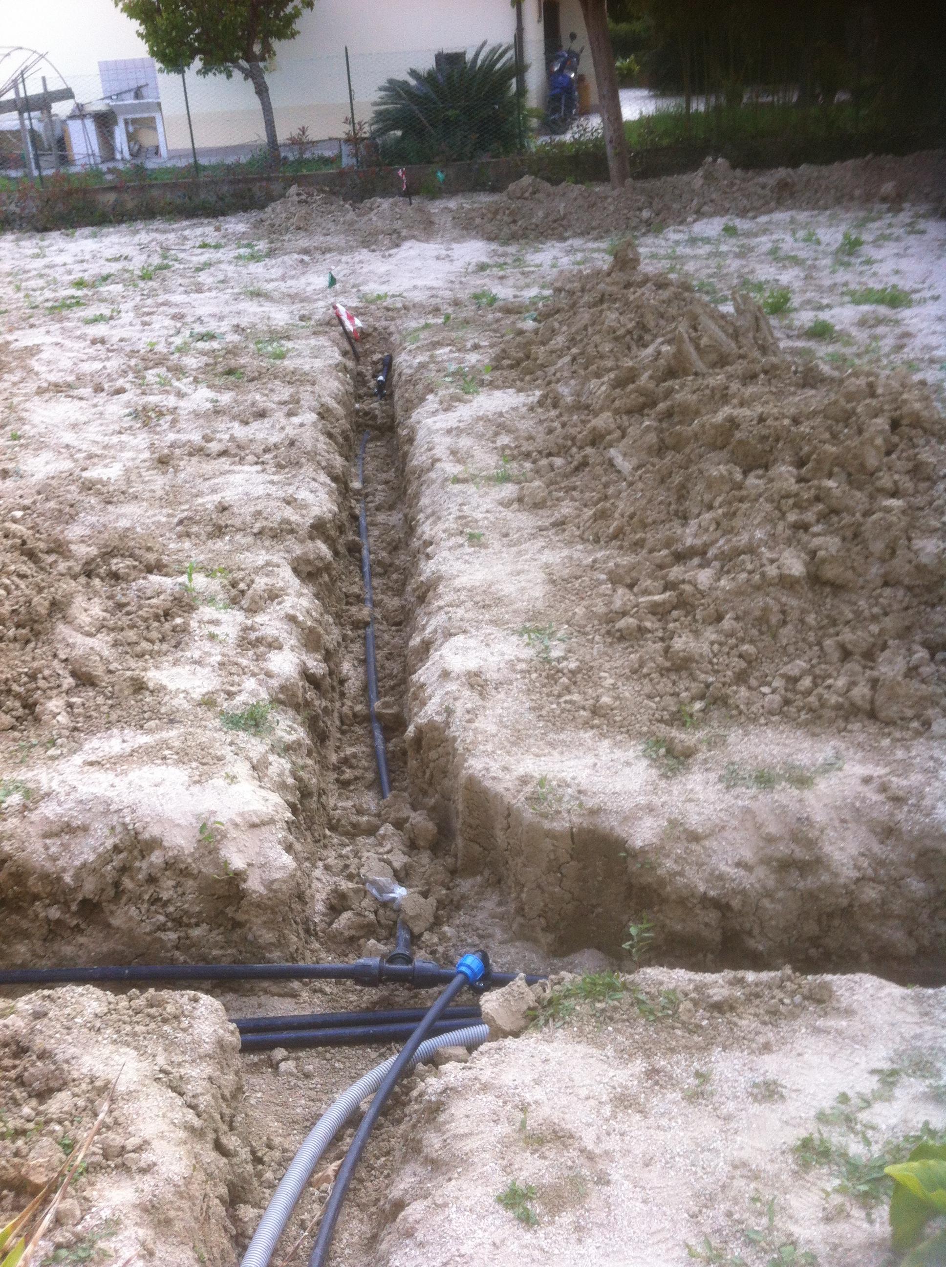 Realizzazione nuovo giardino 5